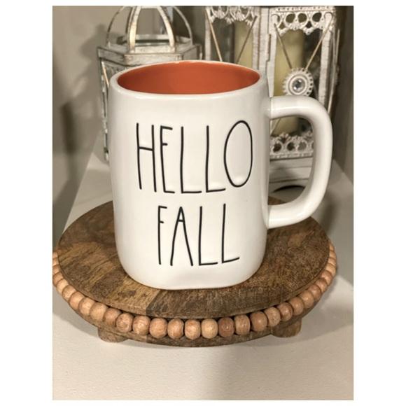 Rae Dunn Hello Fall Mug